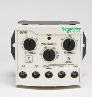 交流(AC)电压保护继电器EUVR