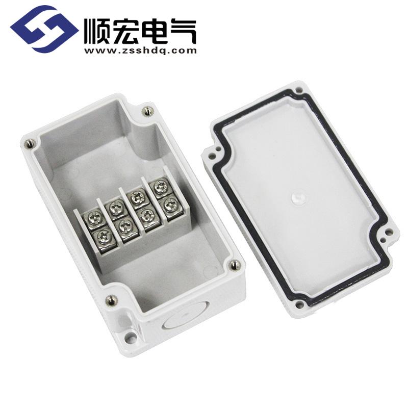 TJ-4P-M接线端子盒55*91*43