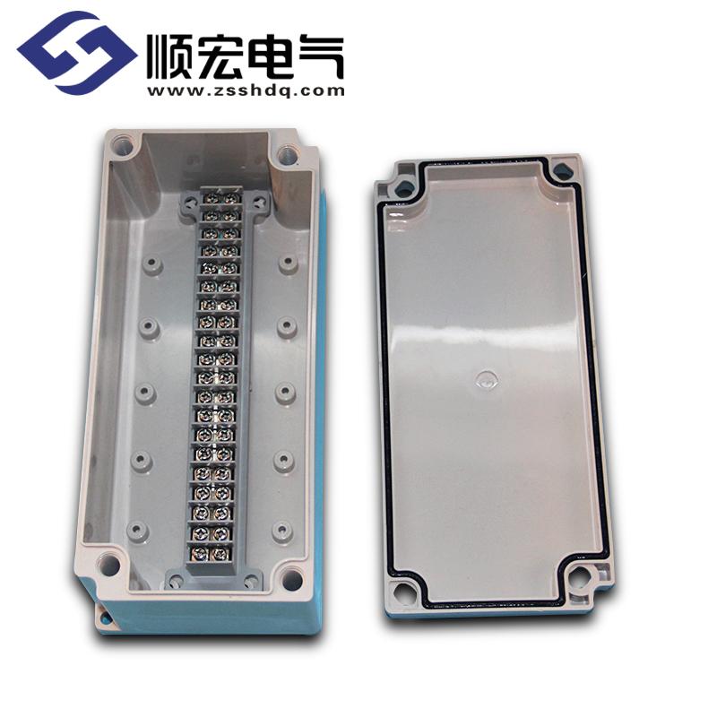 TJ-20P-M接线端子盒100*223*75