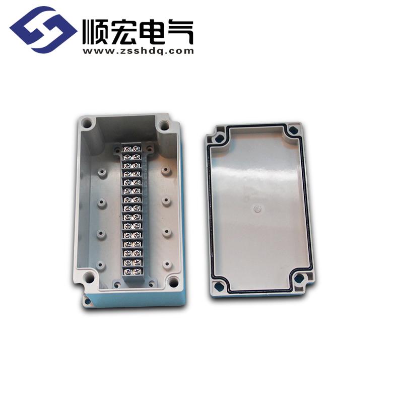 TJ-15P-M接线端子盒100*180*75