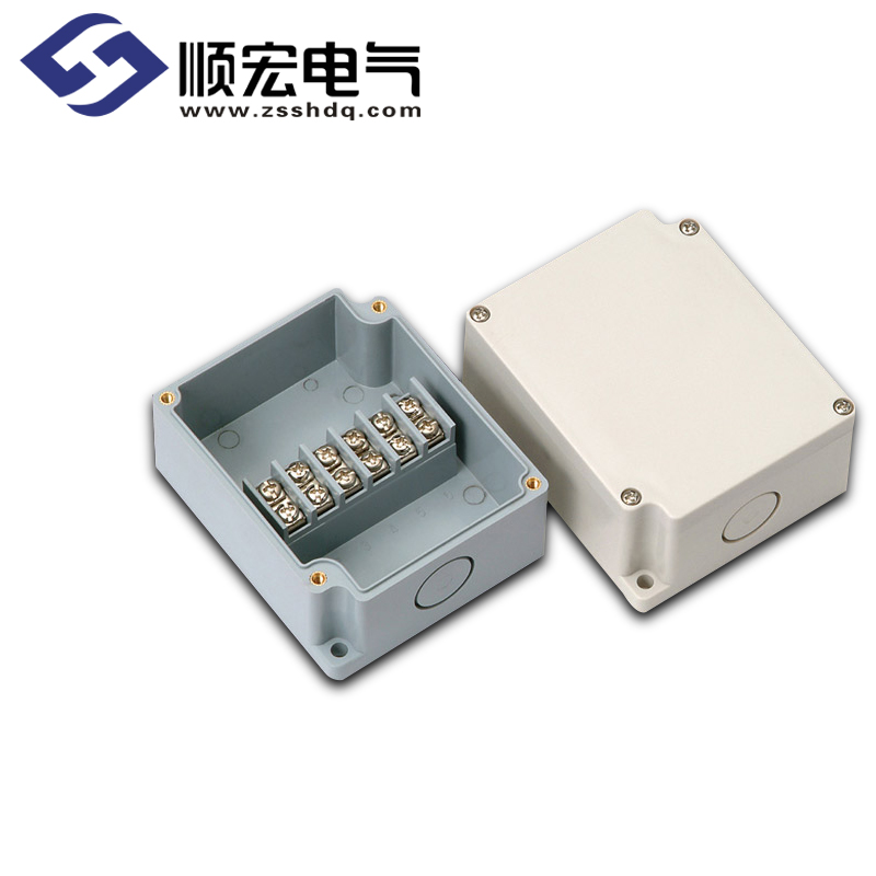 BC-AG-6P接线端子盒75×91×43×21