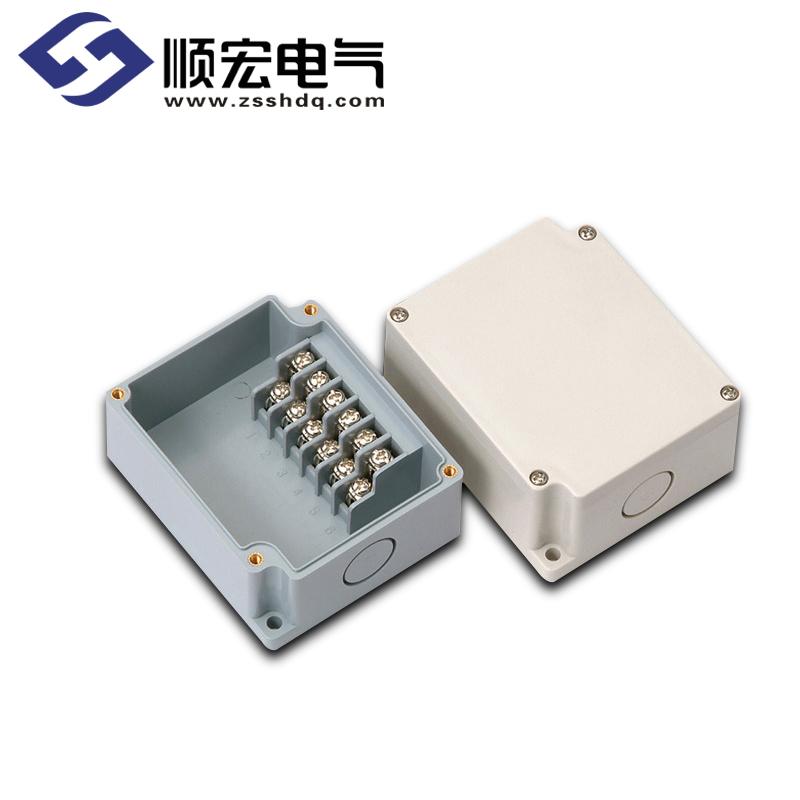 BC-AG-6PT接线端子盒75×91×43×21