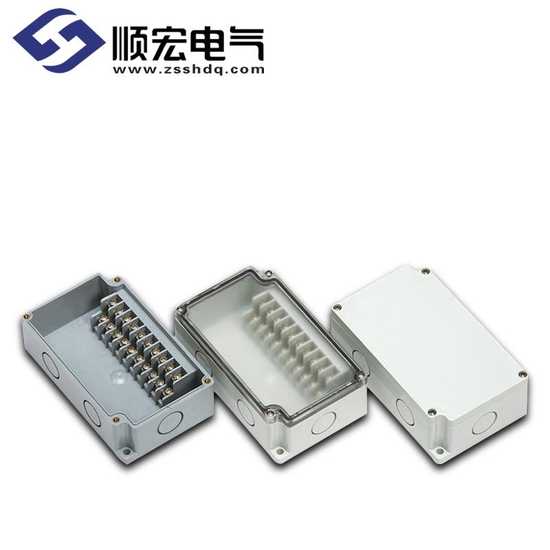 BC-AG-10PT接线端子盒75×125×43×21