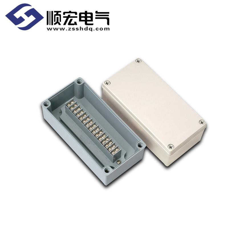 BC-AG-15P接线端子盒100×185×70