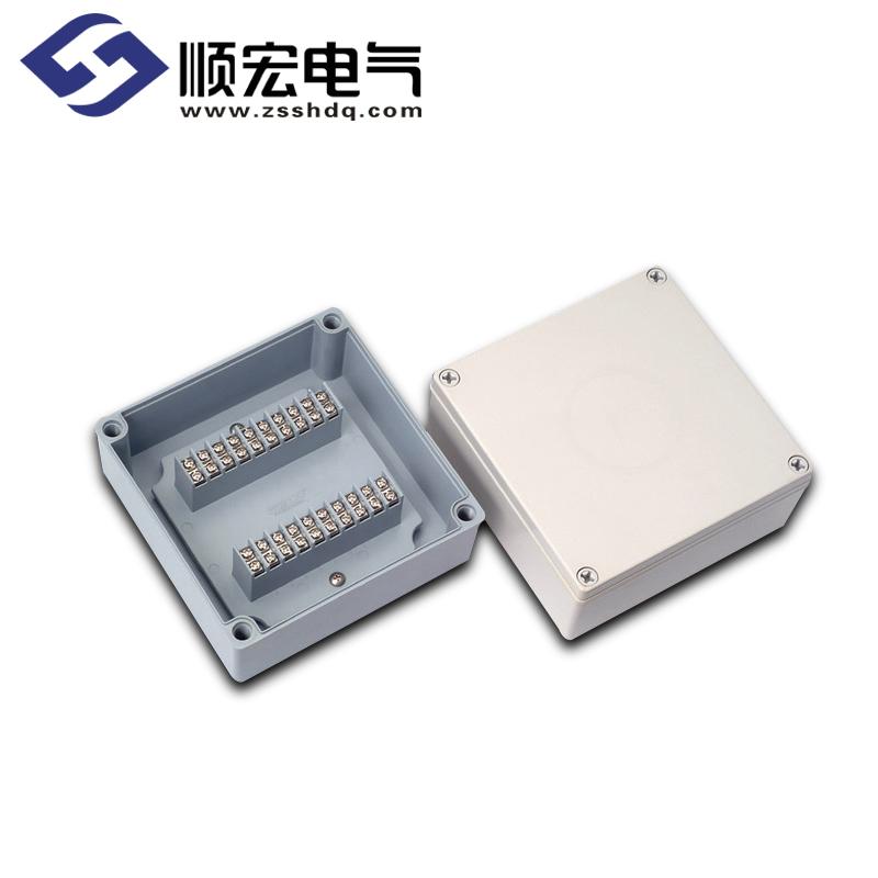 BC-AG-20P2接线端子盒160x160x70