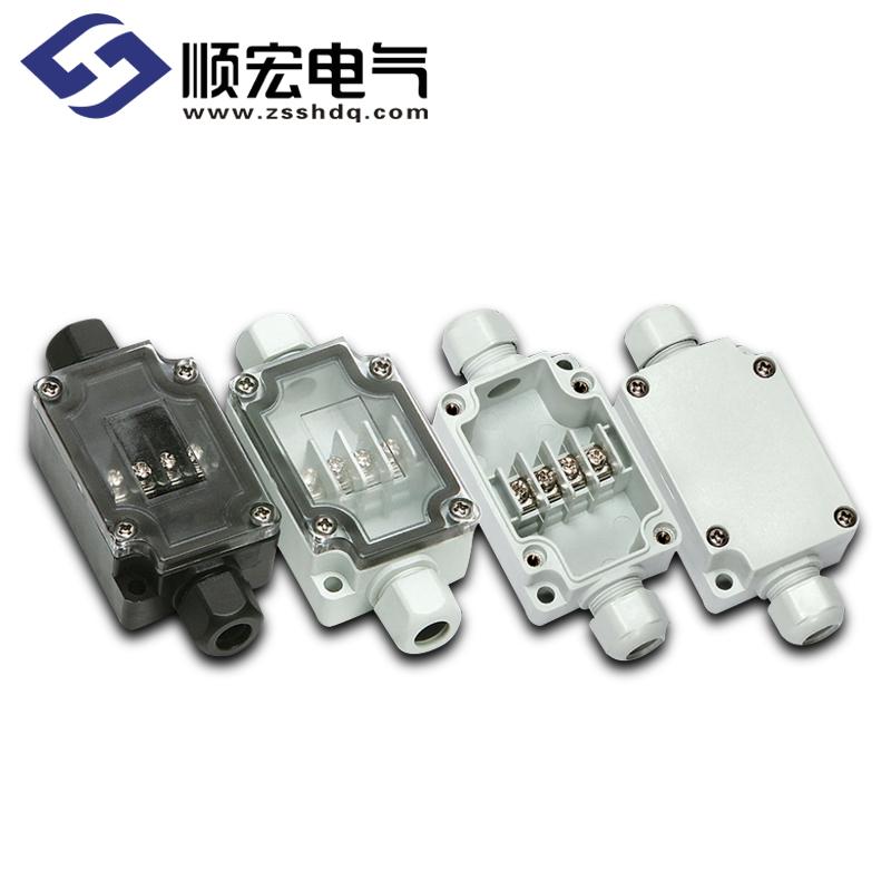 BC-PBT-4P接线端子盒40x60x24x9.2