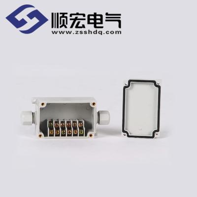 DS-MTB-6P接线端子盒55*85*40