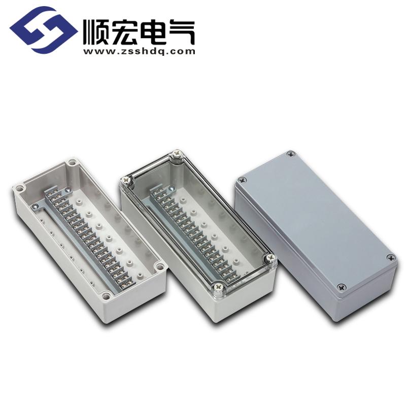 BC-AG-20P接线端子盒100×230×70