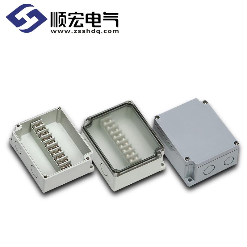 BC-AG-10P接线端子盒4.01×3.58×1.69
