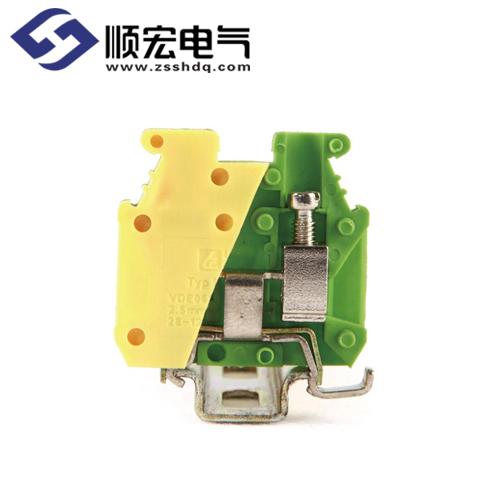 JMBK 5/E-Z-PE 接线端子JUK系列
