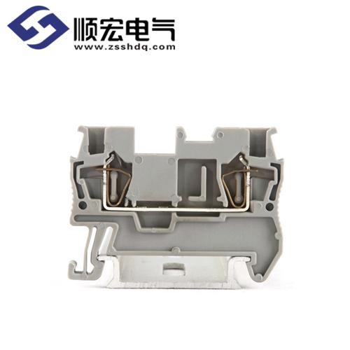 JST1.5  弹簧式 接线端子