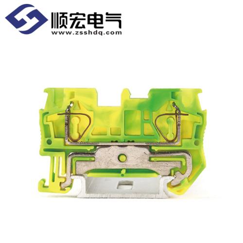 JST4PE  弹簧式 接线端子