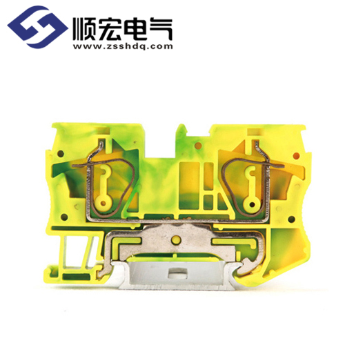 JST6PE  弹簧式 接线端子
