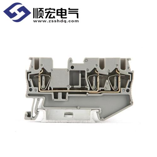 JST2.5TW  弹簧式 接线端子