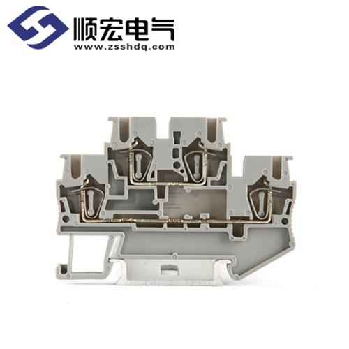 JSTTB2.5  弹簧式 接线端子
