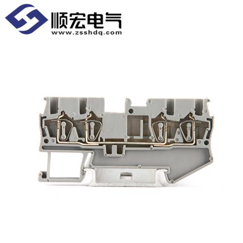 JST2.5QU  弹簧式 接线端子