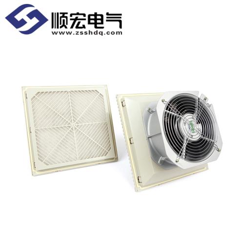FKL6626机柜风扇及过滤器 FKL66系列