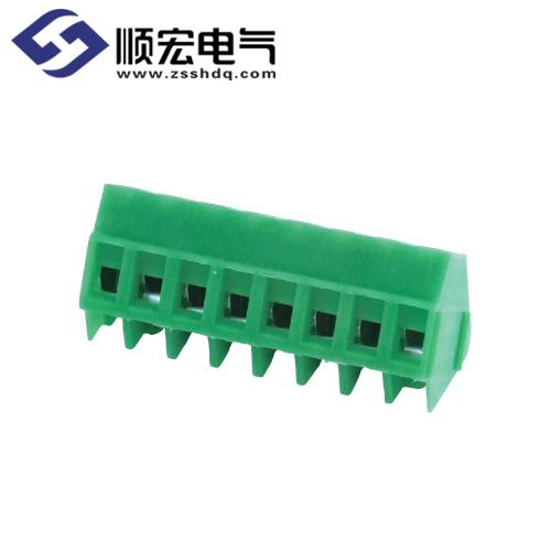 LP103-5.00螺钉式PCB端子