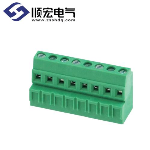 LP381H-3.81螺钉式PCB端子