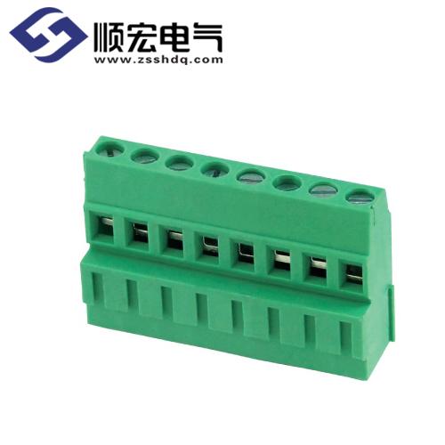 LP500A-5.00/5.08螺钉式PCB端子