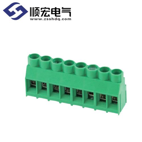 LP636-6.35螺钉式PCB端子