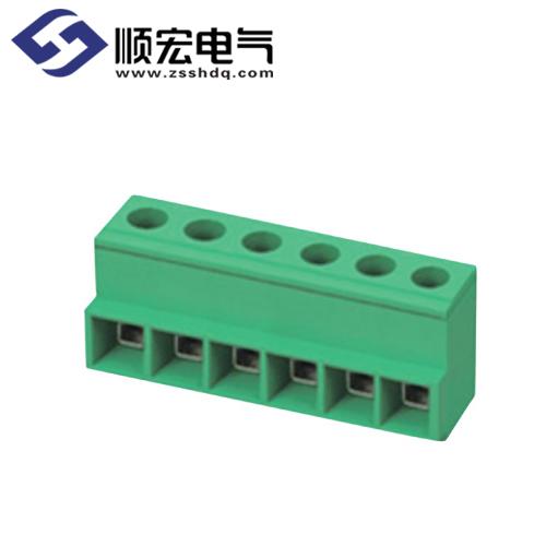 LP135T-10.16螺钉式PCB端子