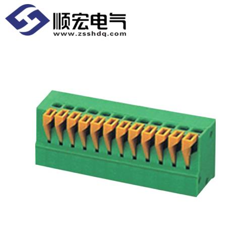 LP141V-2.54螺钉式PCB端子