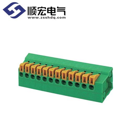 LP141R-2.54螺钉式PCB端子