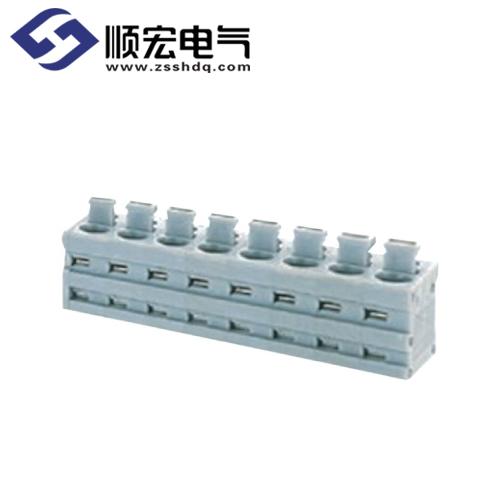 LP211V-5.00螺钉式PCB端子