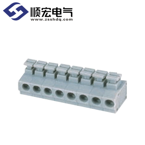 LP235-5.00/5.08螺钉式PCB端子