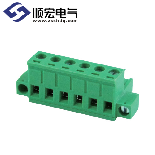 2ELPKM-5.08/5.00/7.62/7.50插拔式PCB端子