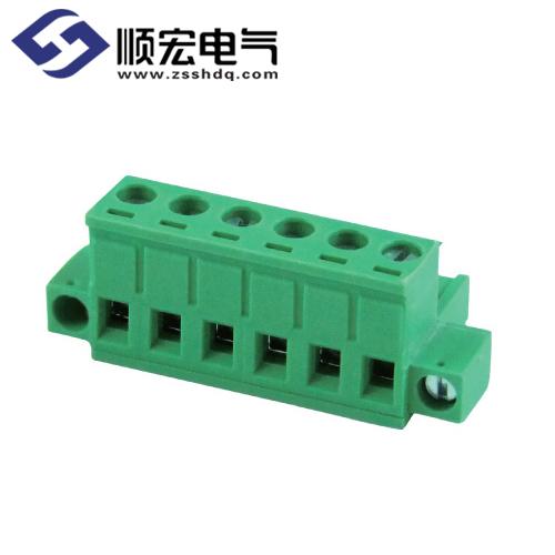 2ELPKM-5.08-B/5.00-B/7.62-B/7.50-B插拔式PCB端子