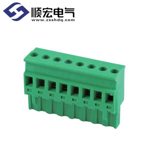 2ELPKA-5.08/5.00插拔式PCB端子