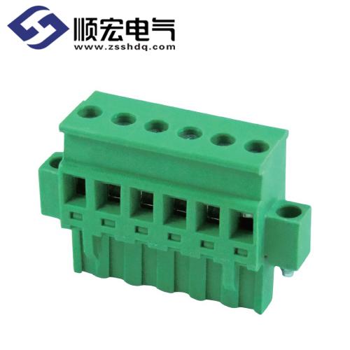 2ELPKAM-5.08/5.00插拔式PCB端子