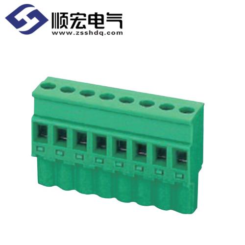 2ELPKB-5.08/5.00插拔式PCB端子