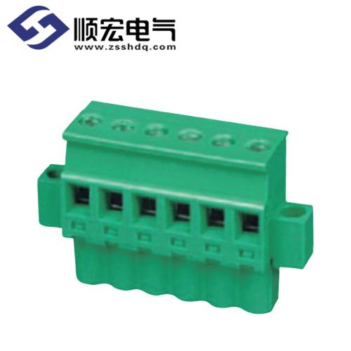 2ELPKBM-5.08/5.00插拔式PCB端子