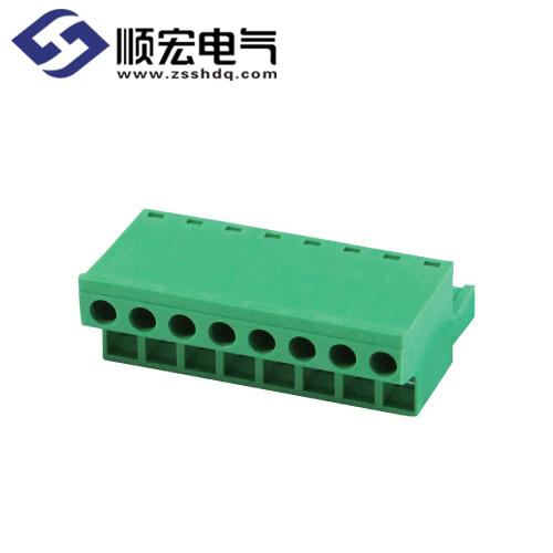 2ELPKC-5.08插拔式PCB端子