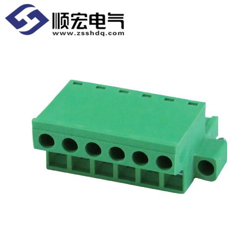 2ELPKCM-5.08插拔式PCB端子