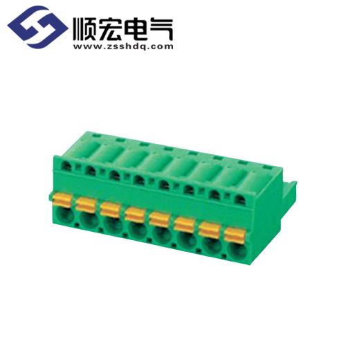 2ELPKD-5.08/5.00插拔式PCB端子