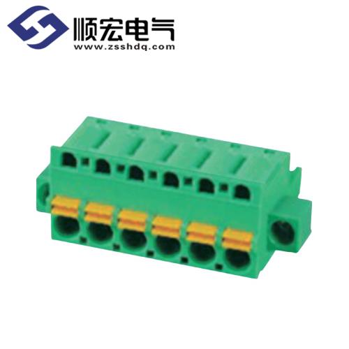 2ELPKDM-5.08/5.00插拔式PCB端子