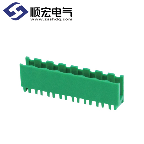 2ELPV-5.08/5.00/7.62/7.50插拔式PCB端子