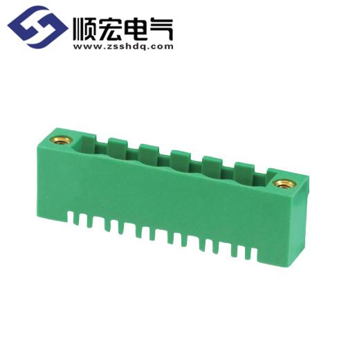 2ELPVM-5.08/5.00/7.62/7.50插拔式PCB端子