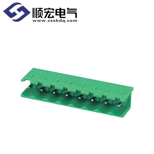 2ELPR-5.08/5.00/7.62/7.50插拔式PCB端子