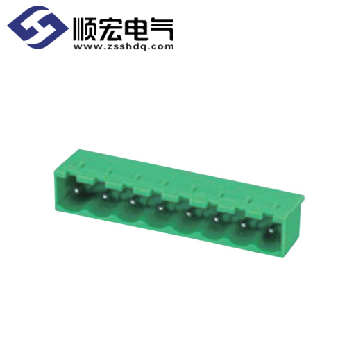 2ELPRC-5.08/5.00/7.62/7.50插拔式PCB端子
