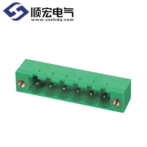 2ELPVH-5.08/5.00插拔式PCB端子