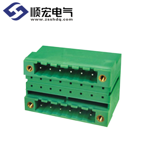 2ELPVHM-5.08/5.00插拔式PCB端子