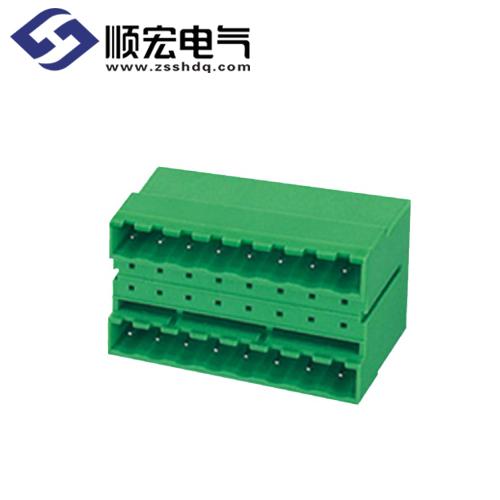 2ELPRH-5.08/5.00插拔式PCB端子