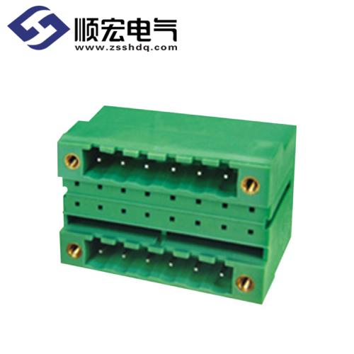 2ELPRHM-5.08/5.00插拔式PCB端子