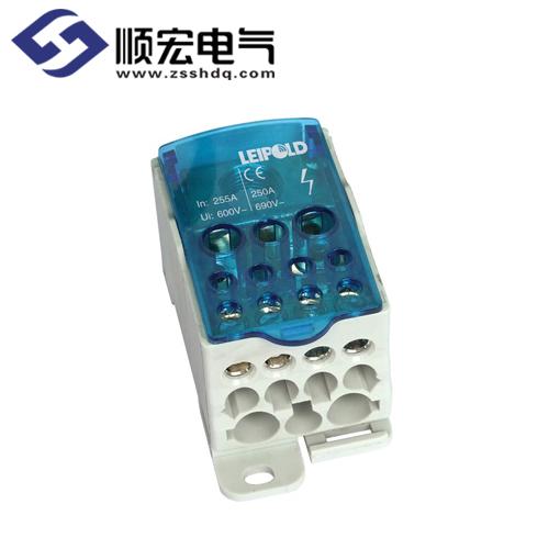 UKK 250A 多功能分线端子
