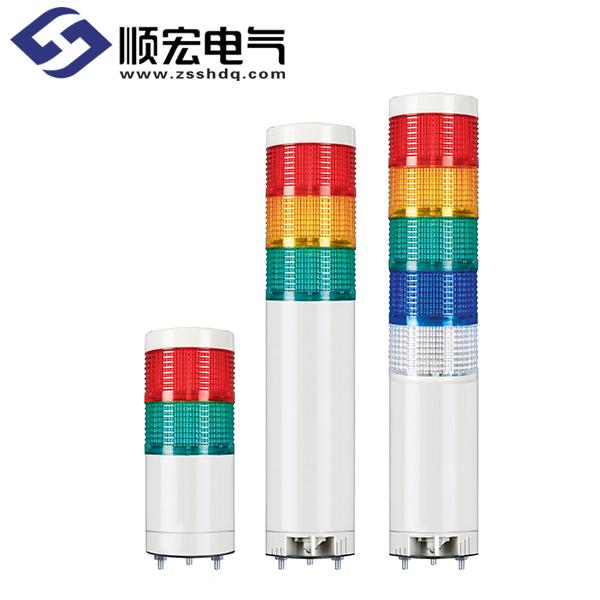 STG50ML Φ50mm 直附型 LED 长亮/闪亮型多层信号灯 Max.85dB